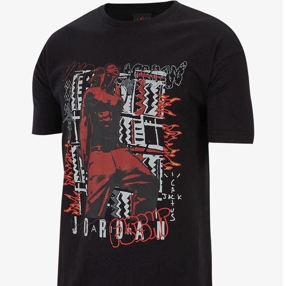 Jordan Shirts | Travis Scott Jordan Tee